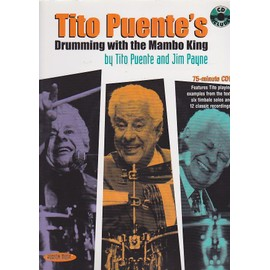 "Tito Puente""s Drumming With the Mambo King AVEC CD"