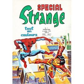 Sp�cial Strange N� 1 De Juillet 1975