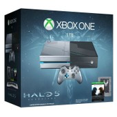 Console Microsoft Xbox One �dition Limit�e 1 To + Halo 5 Guardians
