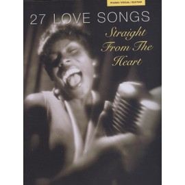27 love song straight from the heart