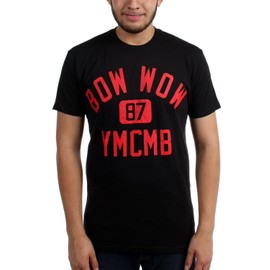 Ymcmb T-Shirt Noir Bow Wow Athletic 87 Homme