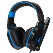 XCSOURCE EACH G4000 Casque Gaming St�r�o USB Plug Led Alimentation Vibration Fonction Jeux Professionnel Ear Force avec Microphone Ecouteurs Basse antibruit pour Xb3 PC Mac - Bleu TH091