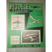 Mod�le Magazine N� 67 - Aout/Septembre 1955 de collectif