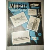 Mod�le Magazine N� 64 - 05/1955 de collectif