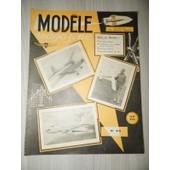 Modele Magazine N� 63 - 04/1955 de collectif