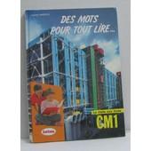 Lecture Cm1 Des Mots Pour Tout Lire. de Mareuil Andr�