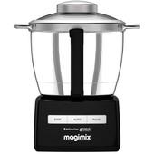 Robot menager MAGIMIX 18602 F Cuisine Syst�me 6200 XL P�tissier Multifonction Noir