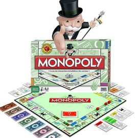 Monopoly Standard En Euro