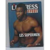 L'express Sport N�20 Du 17 Juin 1988 Les Supermen Mike Tyson de Collectif