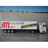 Camion Renault Hommage Rtl Max Meynier Les Routiers Sont Sympas