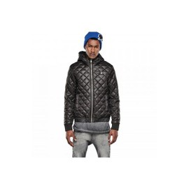 Blouson G-Star Meefic Quilted Hooded Raven