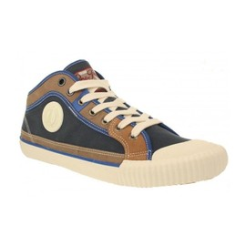 Pepe Jeans Industry Patch, Chaussons Sneaker Homme