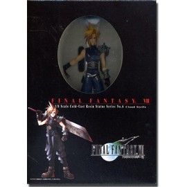 Final Fantasy Vii 1/8 Scale Cold-Cast Resin Statue Series N�6 Cloud Strife