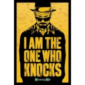Breaking Bad Posters I Am The One Who Knocks 61 X 91 Cm