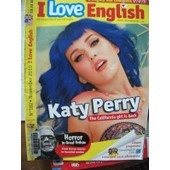 I Love English 182 - Katty Perry, Twilight, Leonardo Dicaprio, Harry Potter (Film), Jessica Watson