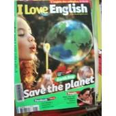 I Love Englsih 167 - Twilight, Robert Pattinson (2p), Tokio Hotel, Enimem, U2, Kristen Stewart