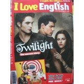 I Love Englsih 172 - Twilight, Robert Pattinson, Kristen Stewart, The Black Eyed Peas, Avril Lavigne