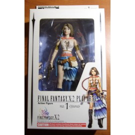 Figurine Yuna Final Fantasy X-2