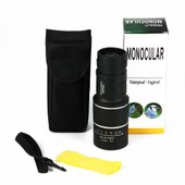 16 X 52 Dual Focus Hd Adjustable Monocular Telescope Camping Night Vision Lf702