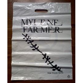 Sac Plastique Mylène Farmer Point de suture
