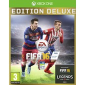 Fifa 16 - Edition Deluxe