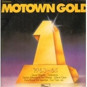 Motown Gold Volume 1 - Stevie Wonder, Marvin Gaye, Diana Ross And Many More Various Artists