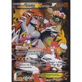 Carte Pokemon - Groudon Ex De La Team Magma