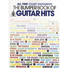 The bumper book of guitar hits