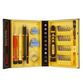 Kit Outils Demontage Reparation Tournevis Iphone 3g 3gs 4 4s 5 5s 5c 6 6+ Ipad Ipod Samsung Galaxy Pc - 38 Pcs