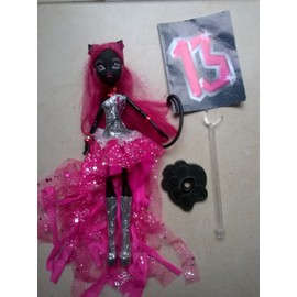 Monster High - Catty Noir