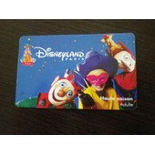 Billet Entr�e Disneyland Paris 5 Ans