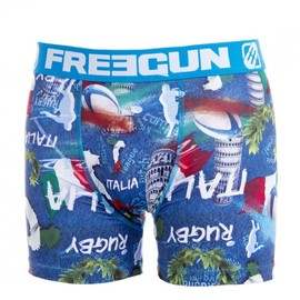 Freegun World Cup Rugby Boxer Homme Italia