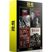 39-45 - La Collection : La Fascination Des Femmes Pour Hitler + La Dr�le De Guerre D'alan Turing + R�sistants-Collabos : Une Lutte � Mort + Das Reich : Une Division Ss En France - Pack