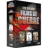 Grands Films De Guerre - Grands Classiques Russes - Coffret 1 : L'etoile + Quand Passent Les Cigognes + La Neige Chaude - Pack