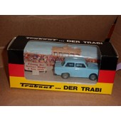 [205] Miniature 1/43�me : Traband 601 - Couleur Bleu - Marque : Vitesse