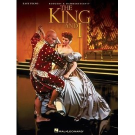 LE ROI ET MOI /THE KING AND ME . POUR PIANO