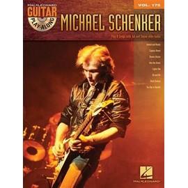 Michael Schenker Guitar Play-Along Vol. 175 + cd;