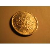 5 Francs Semeuse Argent 1960