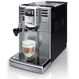 Machine  Ef Bf Bd Caf Ef Bf Bd Automatique Avec Buse Vapeur Cappuccino