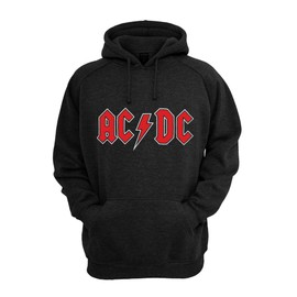 Sweat shirt a capuche ACDC
