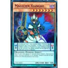 Carte Yu-Gi-Oh Core-Fr003 Magicien Xiangke Neuf Fr