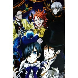 Black Butler Poster Collector N�25 Neuf