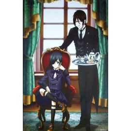 Black Butler Poster Collector N�29 Neuf