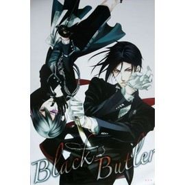 Black Butler Poster Collector N�30 Neuf