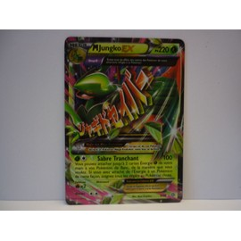 Carte Pokemon Francaise Origines Antiques Mega Jungko Ex 8 /98