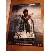 Les Chevaliers Du Zodiaque, La L�gende Du Sanctuaire / Saint Seiya, Legend Of Sanctuary V�ritable Affiche Originale De Cin�ma Un Film De Keichi Sato 160*120 2015