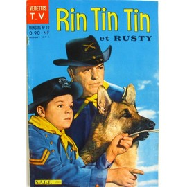 Rintintin Et Rusty - Vedettes T.V. 2