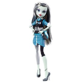 Poup�e Monster High Frankie Stein