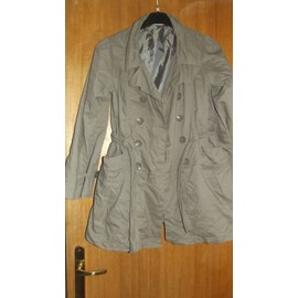 Trench Fille Beige 12 Ans
