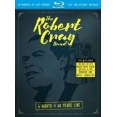 4 Nights Of 40 Years Live de Robert Cray Band